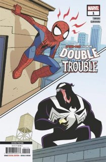 SPIDER-MAN & VENOM DOUBLE TROUBLE #1 (OF 4) 2ND PTG GURIHIRU