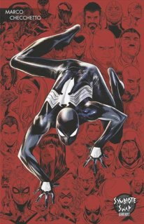 SYMBIOTE SPIDER-MAN ALIEN REALITY #1 (OF 5) CHECCHETTO YOUNG
