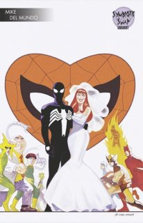 SYMBIOTE SPIDER-MAN ALIEN REALITY #1 (OF 5) DEL MUNDO YOUNG