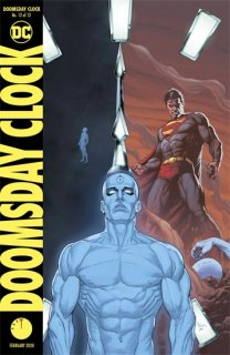 DOOMSDAY CLOCK #12 (OF 12) VAR ED【再入荷】
