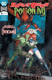 HARLEY QUINN & POISON IVY #5 (OF 6)