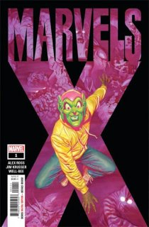 MARVELS X #1 (OF 6)