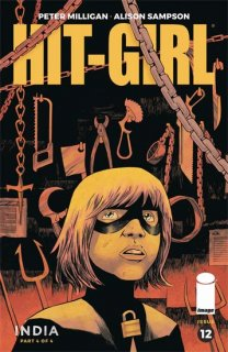 HIT-GIRL SEASON TWO #12 CVR A SHALVEY