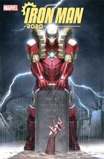 IRON MAN 2020 #1 (OF 6) INHYUK LEE VAR