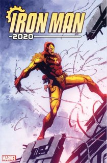 IRON MAN 2020 #1 (OF 6) PHAM VAR