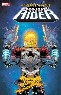 REVENGE OF COSMIC GHOST RIDER #2 (OF 5) LUBERA VAR