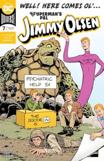 SUPERMANS PAL JIMMY OLSEN #7 (OF 12)