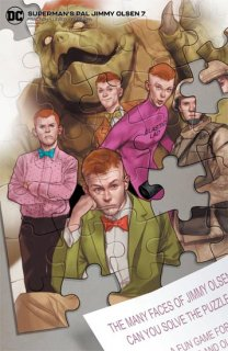SUPERMANS PAL JIMMY OLSEN #7 (OF 12) VAR ED