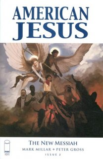AMERICAN JESUS NEW MESSIAH #2 CVR A TOP SECRET