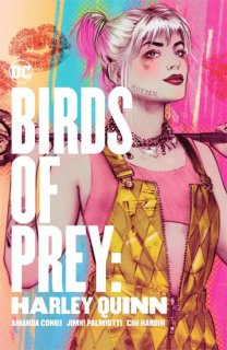 BIRDS OF PREY HARLEY QUINN TP