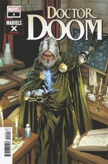 DOCTOR DOOM #4 SLINEY MARVELS X VAR【遅延入荷】