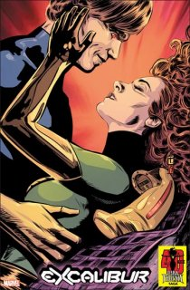 EXCALIBUR #6 COKER DARK PHOENIX 40TH VAR DX