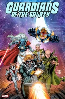 GUARDIANS OF THE GALAXY #1 RON LIM VAR