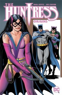 HUNTRESS ORIGINS TP
