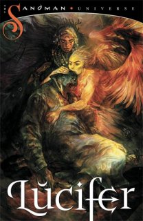 LUCIFER TP VOL 02 THE DIVINE TRAGEDY