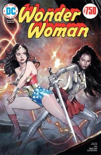 WONDER WOMAN #750 1970S VAR ED