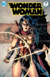 WONDER WOMAN #750 2010S VAR ED