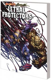ABSOLUTE CARNAGE LETHAL PROTECTORS TP【遅延入荷】