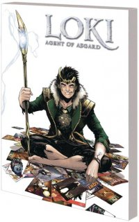 LOKI AGENT OF ASGARD COMPLETE COLLECTION TP【再入荷】