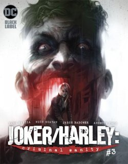 JOKER HARLEY CRIMINAL SANITY #3 (OF 9)