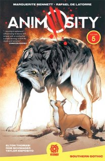 ANIMOSITY TP VOL 05
