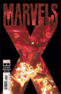 MARVELS X #2 (OF 6)