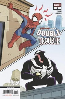 SPIDER-MAN & VENOM DOUBLE TROUBLE #1 (OF 4) 2ND PTG GURIHIRU【再入荷】