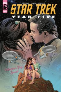 STAR TREK YEAR FIVE VALENTINES DAY SPECIAL JONES