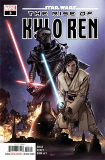 STAR WARS RISE KYLO REN #3 (OF 4)