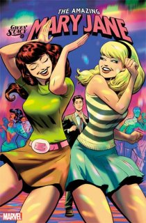 AMAZING MARY JANE #5 RODRIGUEZ GWEN STACY VAR