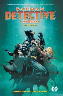 BATMAN DETECTIVE COMICS TP VOL 01 MYTHOLOGY