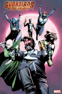 GUARDIANS OF THE GALAXY #2 SORRENTINO VAR