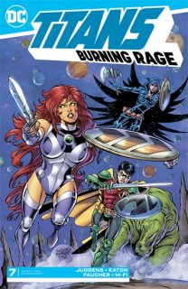 TITANS BURNING RAGE #7 (OF 7)