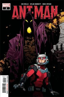 ANT-MAN #2 (OF 5)