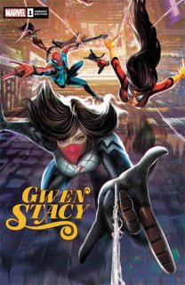 GWEN STACY #1 (OF 5) JIE YUAN CONNECTING CHINESE NEW YEAR VA【再入荷】