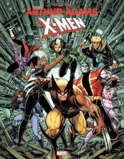 MARVEL MONOGRAPH TP ART OF ARTHUR ADAMS X-MEN