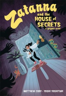 ZATANNA AND THE HOUSE OF SECRETS TP【再入荷】