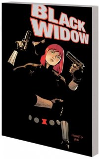 BLACK WIDOW WAID SAMNEE COMPLETE COLLECTION TP