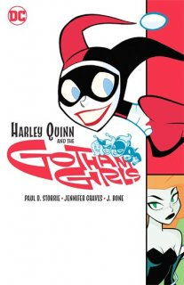 HARLEY QUINN AND THE GOTHAM GIRLS TP【再入荷】