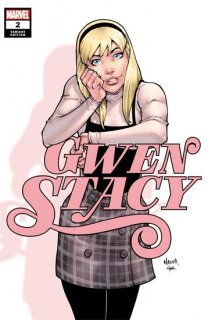 GWEN STACY #2 (OF 5) NAUCK VAR