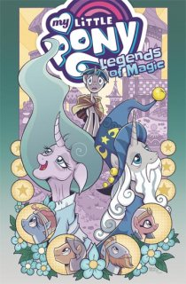 MY LITTLE PONY LEGENDS OF MAGIC OMNIBUS TP VOL 01