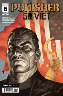 PUNISHER SOVIET #6 (OF 6)
