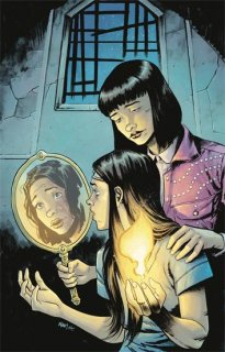 STRANGER THINGS INTO THE FIRE #3 (OF 4) CVR B GORHAM