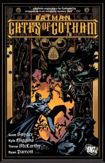 BATMAN GATES OF GOTHAM TP【再入荷】