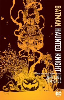 BATMAN HAUNTED KNIGHT TP NEW ED【再入荷】
