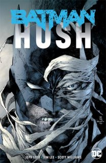 BATMAN HUSH TP NEW ED【再入荷】
