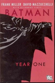 BATMAN YEAR ONE DELUXE SC【再入荷】
