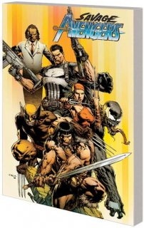 SAVAGE AVENGERS TP VOL 01 CITY OF SICKLES【再入荷】