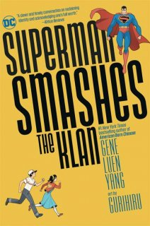 SUPERMAN SMASHES THE KLAN TP