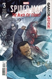 MARVELS SPIDER-MAN BLACK CAT STRIKES #3 (OF 5)【再入荷】